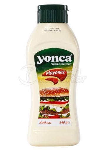 Mayonnaise 640gr