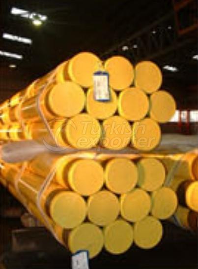 Polyethylene Coated Pipes