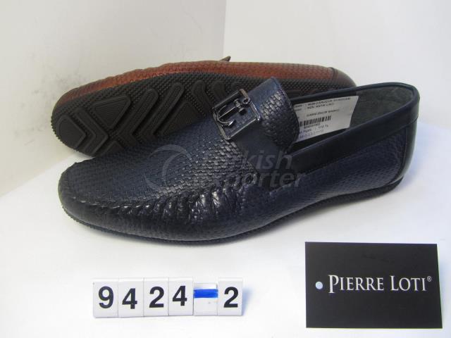 9424-2 Deri Ayakkabı