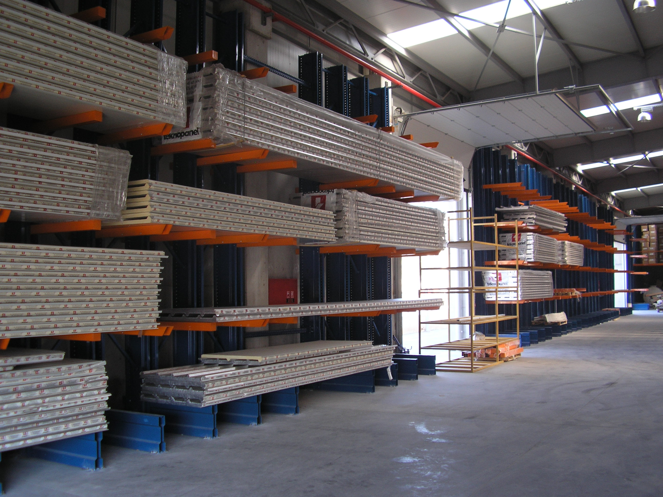 Cantilever Racking Systems