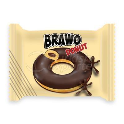Cocoa Donut -Brawo