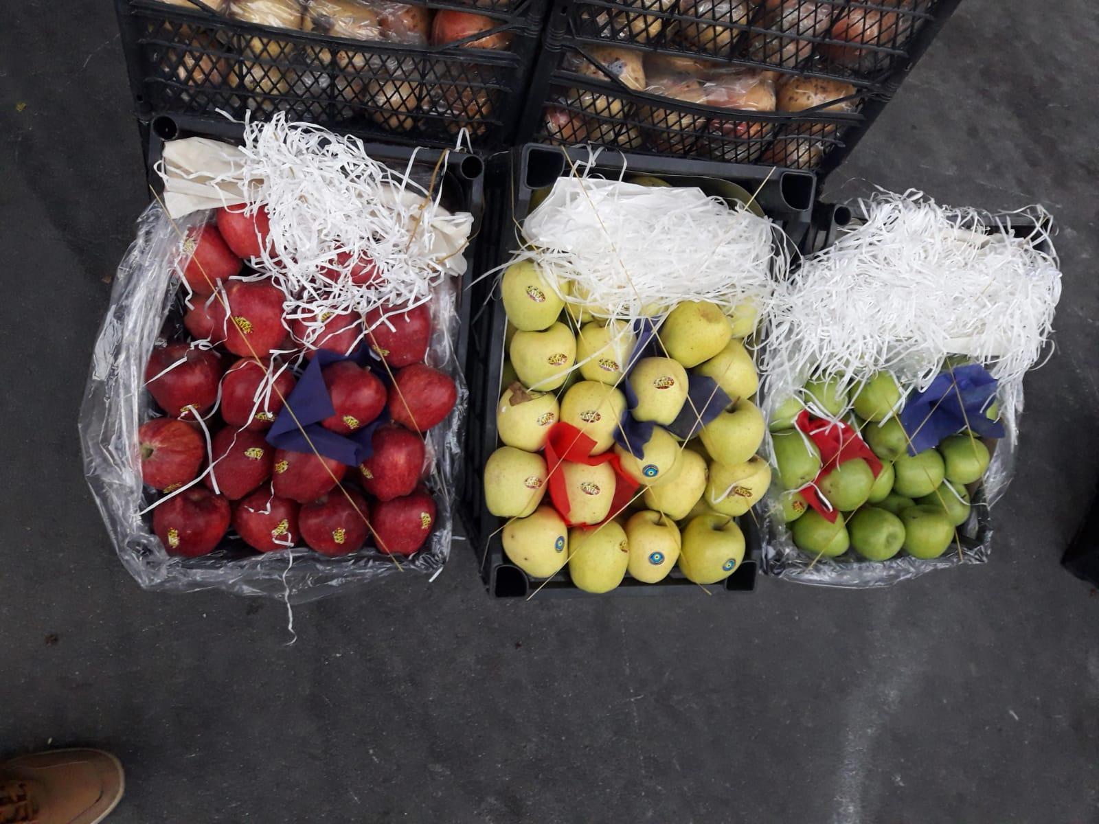 Fresh Turkish Apples
