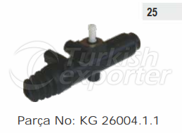 Upper Clutch Centre -502 406 00