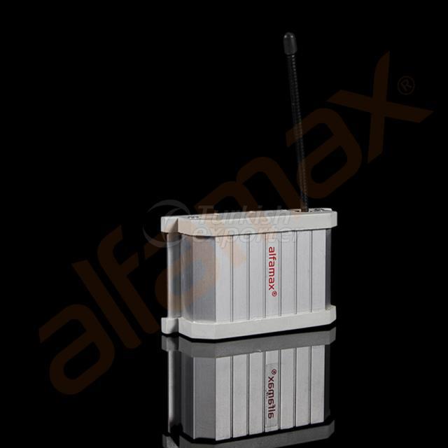 Wireless Room-Bed Address Module