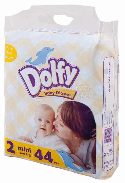 Couches bébé Dolfy Mini