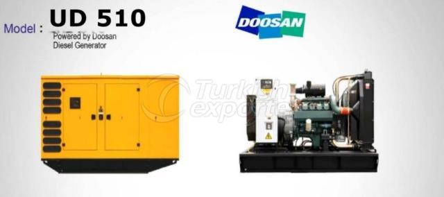 Diesel Generator - UD 510