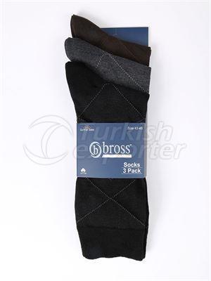 Men's Socks - 13742 (M46)