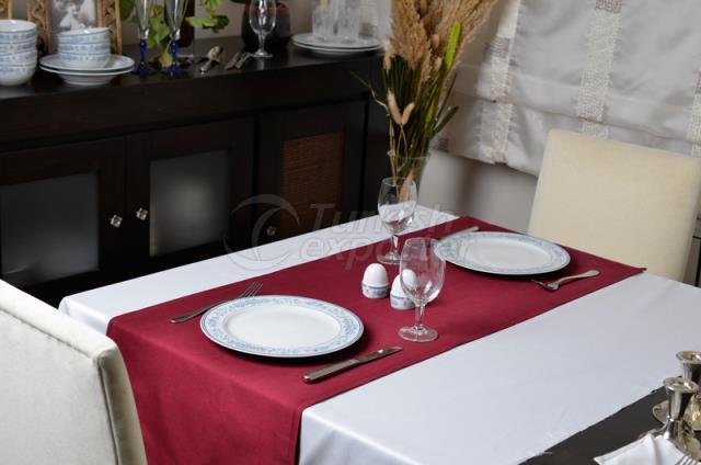 غطاء مائدة طعام 40 × 135 سم