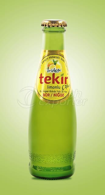 Lemon Flavored Mineral Water
