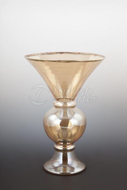 Amber Vase 1MVL-23
