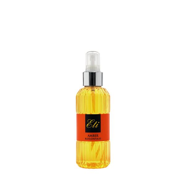 Amber Cologne 150 ml Pet Bottle- Sprayed