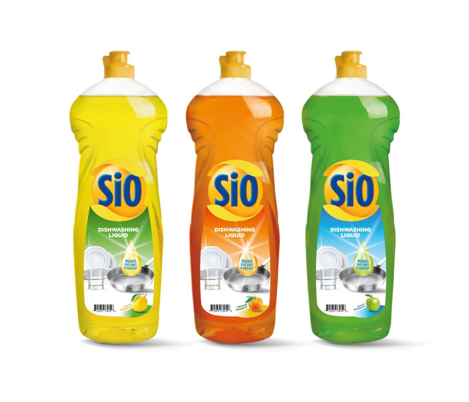 Liquid Dishwashing Detergent Sio 750ml