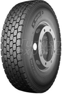 315-70 R 22.5 Mic 156-150L X MULTI D TL Tire