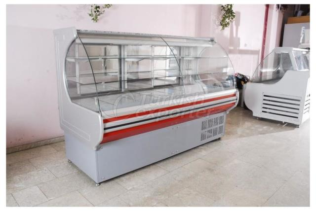Appetizer Section Refrigerators