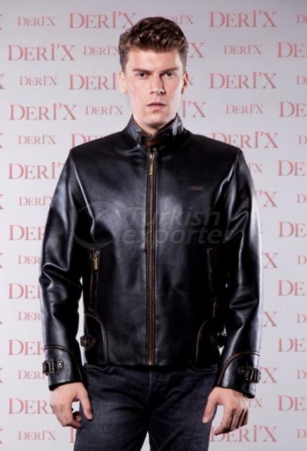 Leather Jackets BOSS-E