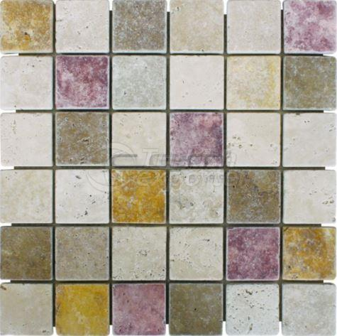 Square Regular Mosaic CEM-T-MOS-13-03