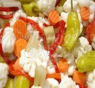 Pickles misturados