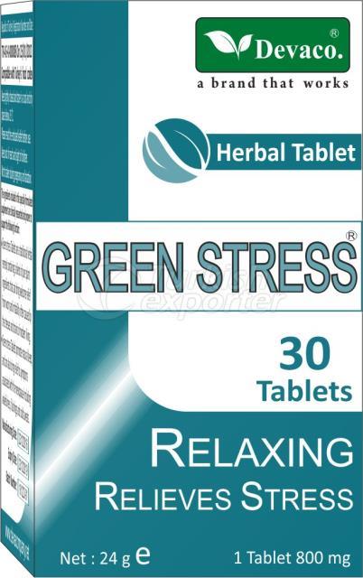 Green Stress Tablet