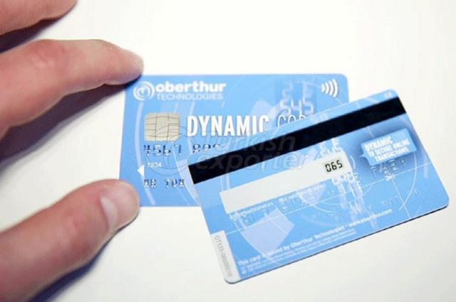 بطاقات كود ديناميكية
