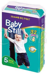 Baby Diaper Junior Babystill
