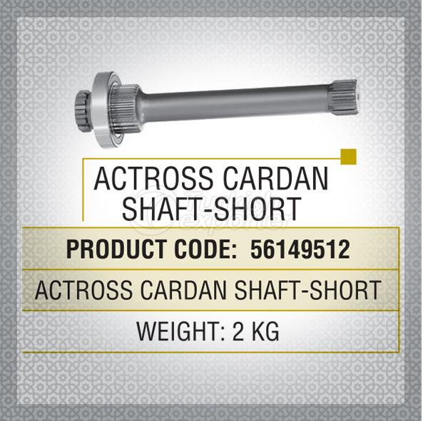 Actross Cardan Shaft-Short