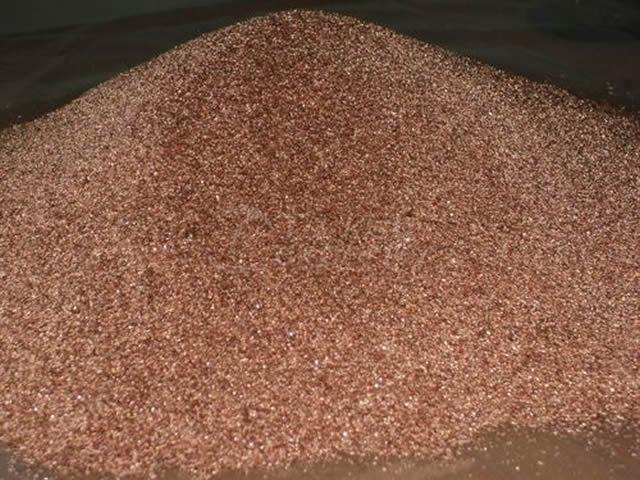 Cooper Dust and Cooper Powder Production