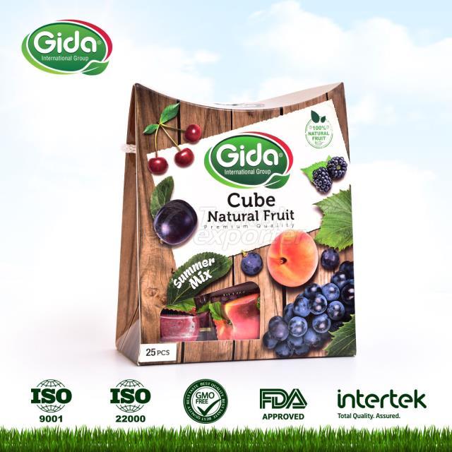 Cube Snack (Mix Fruit Cubes)