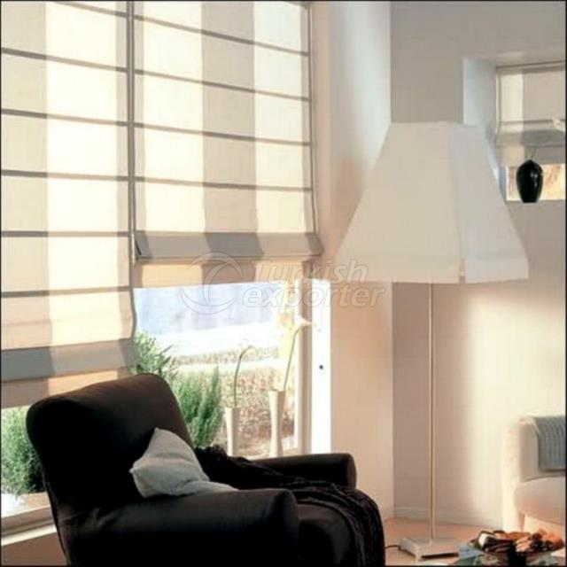 Housing Concept-Window Blinds and Curtains