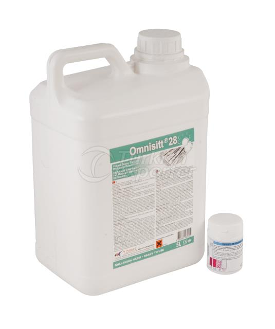 Omnisitt 28 Ready To Use Solution