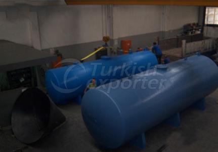 30 طن خزان مياه