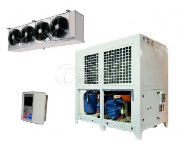 Split Type Industrial Cooling Unit
