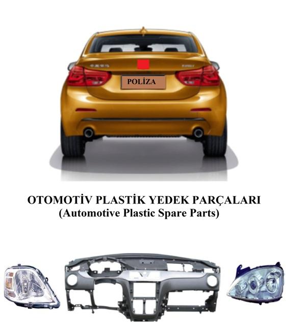 Automotive Plastic Spare Part