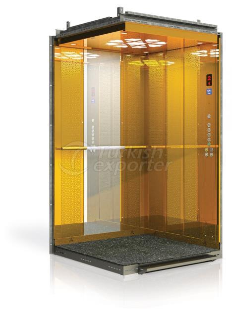 Cabina elevadora IDA KBN 15