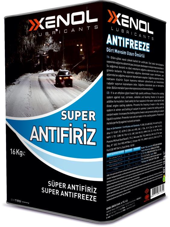 Four Seasons Antifreeze