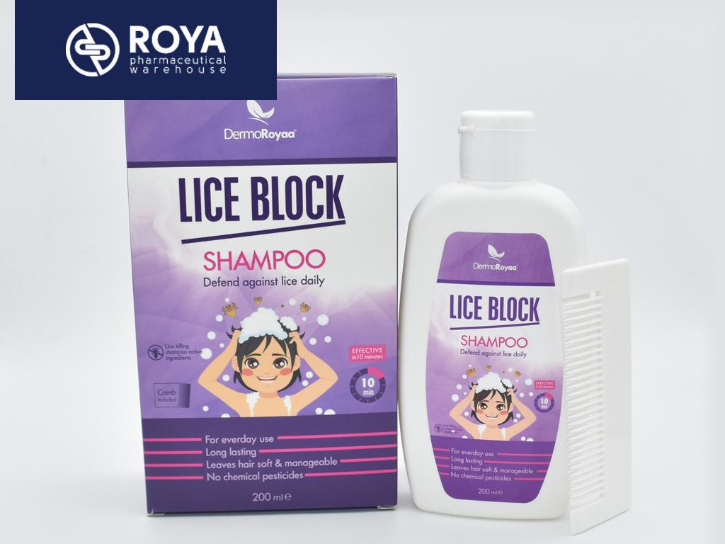 Bit Karşıtı Şampuan 200 ml