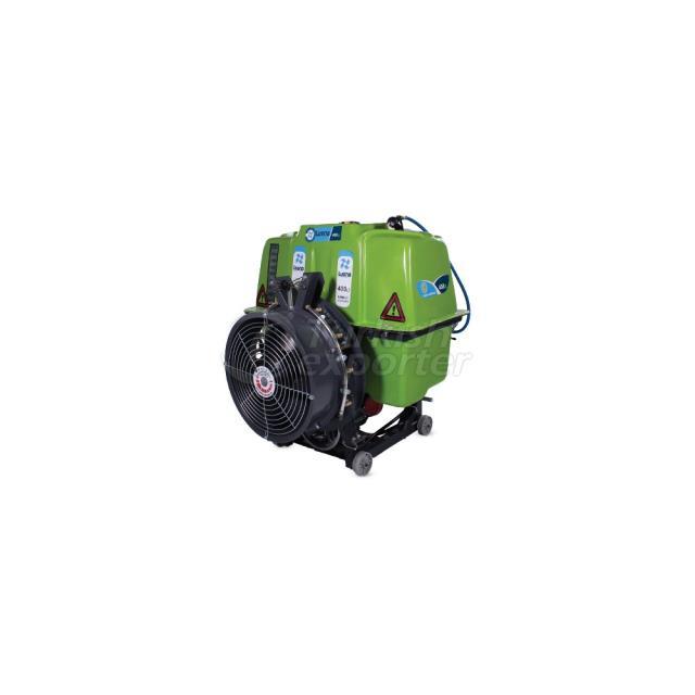 400 Lt. With Membrane Pump