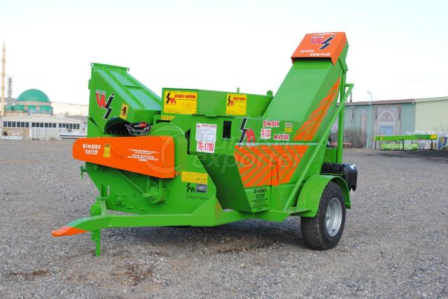 TR1700 Pumpkin Seed Harvester