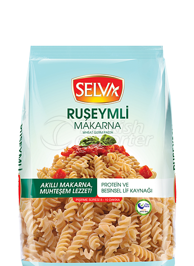 Wheat Germ Pasta