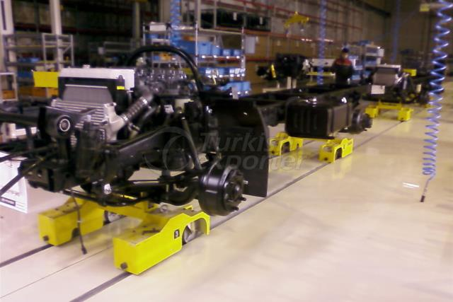 Hyundai Truck Assembly Line Equipment