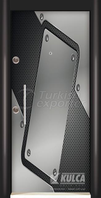 S-5020 ( HIGH STEEL DOOR