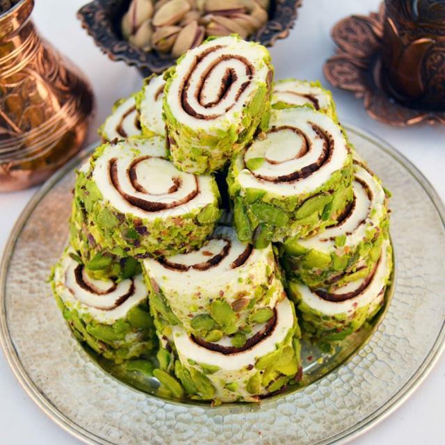 Pistachio Chocolate Delight