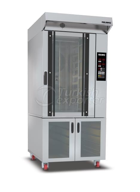 Rotary Rack Convection Oven (10 tra
