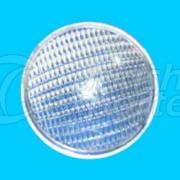 Lámpara de vidrio (Repuesto plano de halógeno)