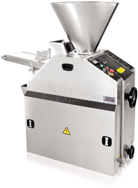 Volumetric Dough Divider Machine