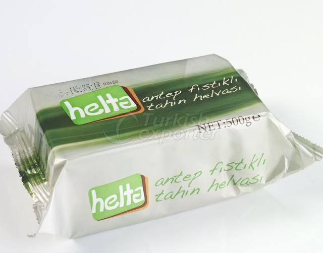 Halva with Pistachio 500 g