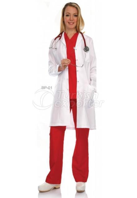 Doctor Uniform Bp-01