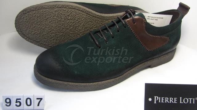 9507  Deri Ayakkabı