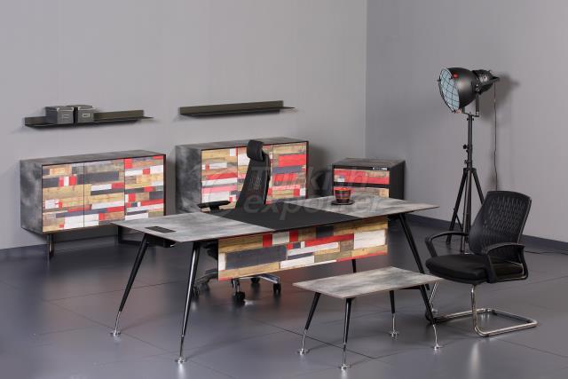 Executive Office Furniture - Ernesto