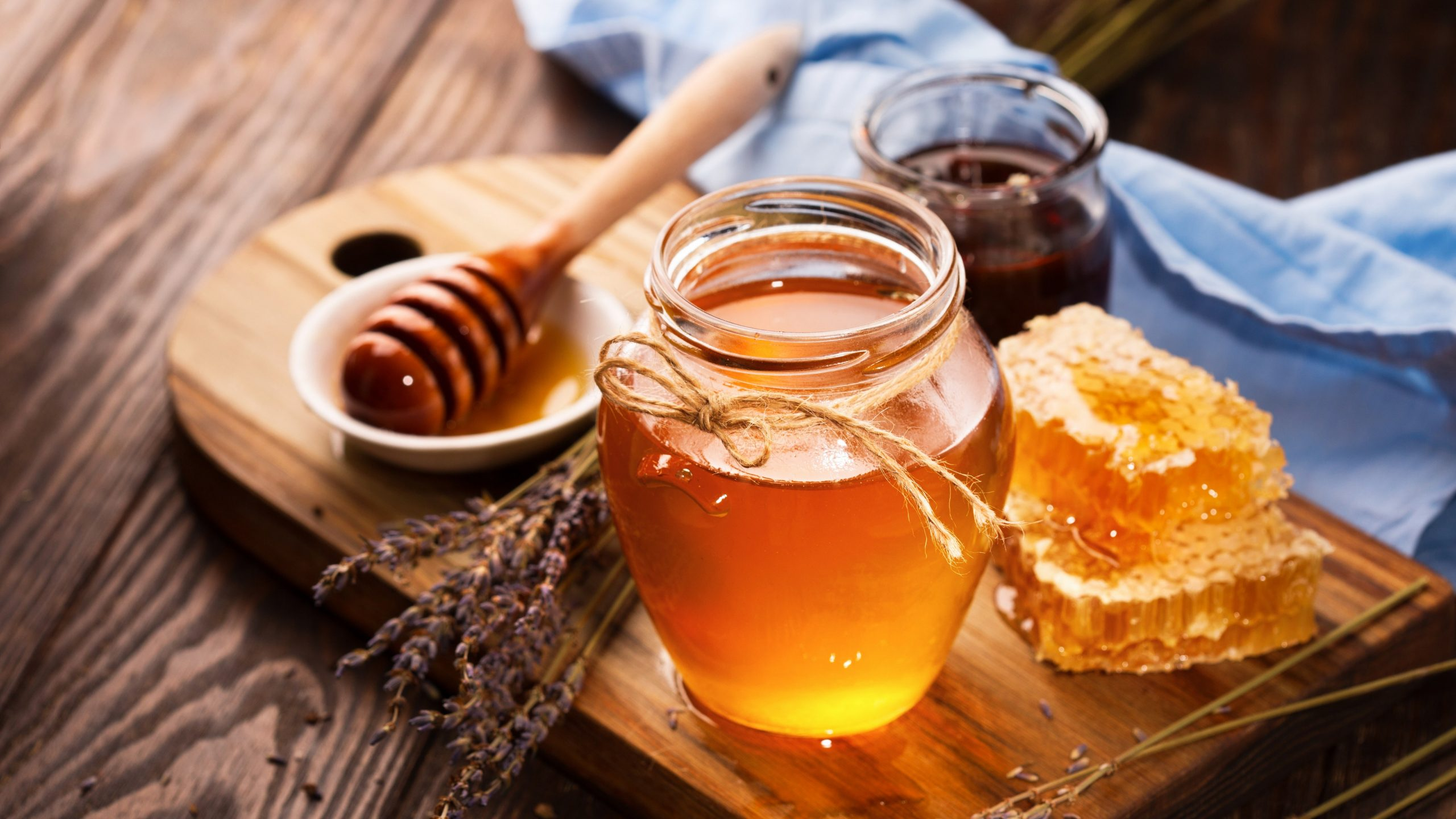 Honey and bee products