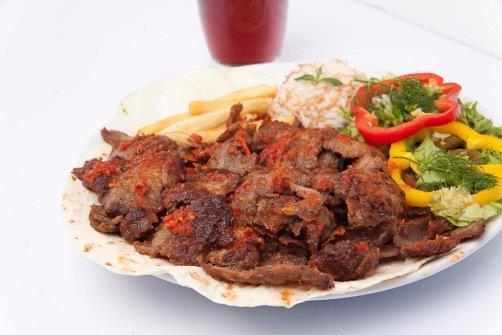 Minced Beef Doner